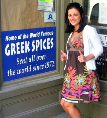 greek spices