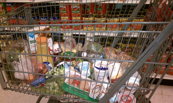 grocery shopping 2