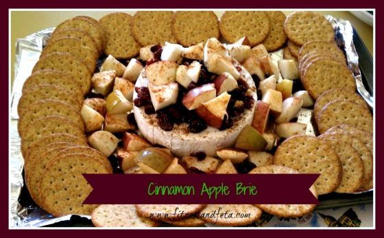 Cinnamon Apple Brie