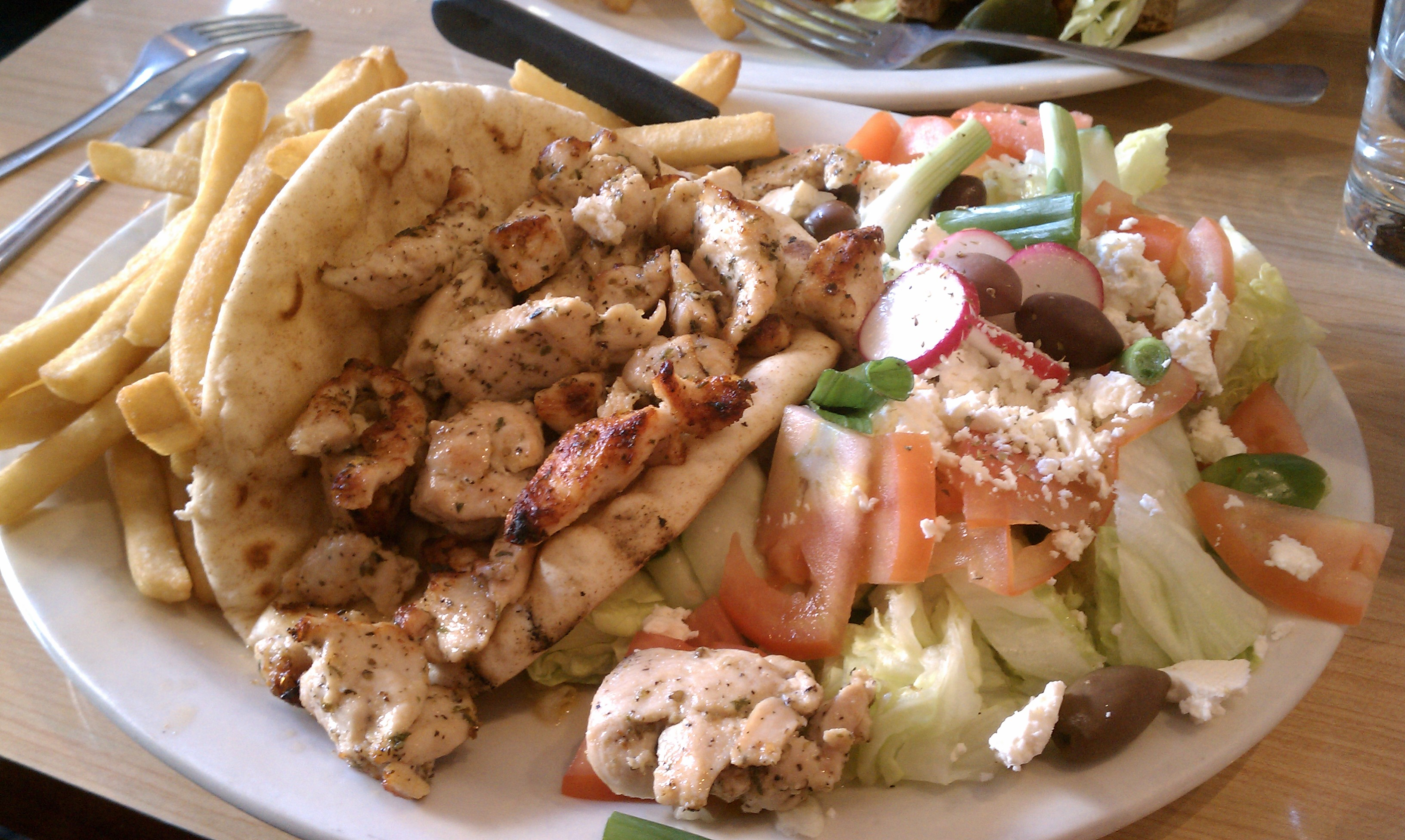Chicken Souvlaki Recipes — Dishmaps