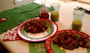 Festive Pancakes