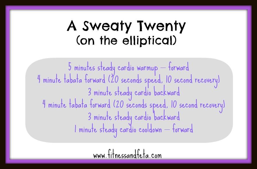 A Sweaty Twenty