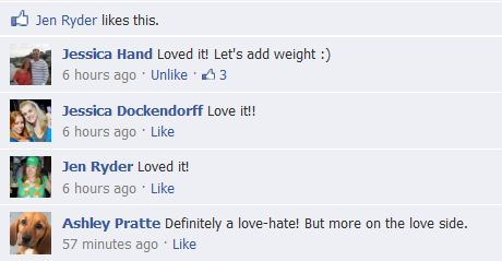 Fitness & Feta on Facebook