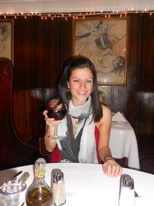 Wine Goblets in NYC