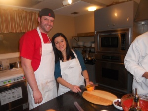 Essex Resort & Spa Culinary Class