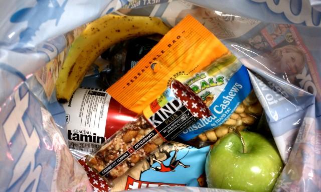 Healthy Airport Snacks