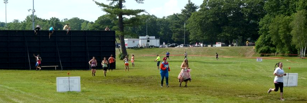 Warrior Dash:  Costumes