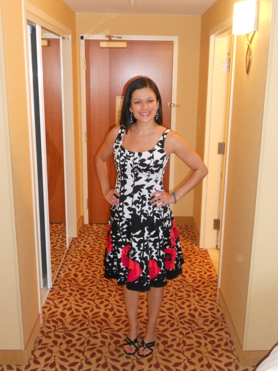 Steph & Brett's Wedding:  Dress