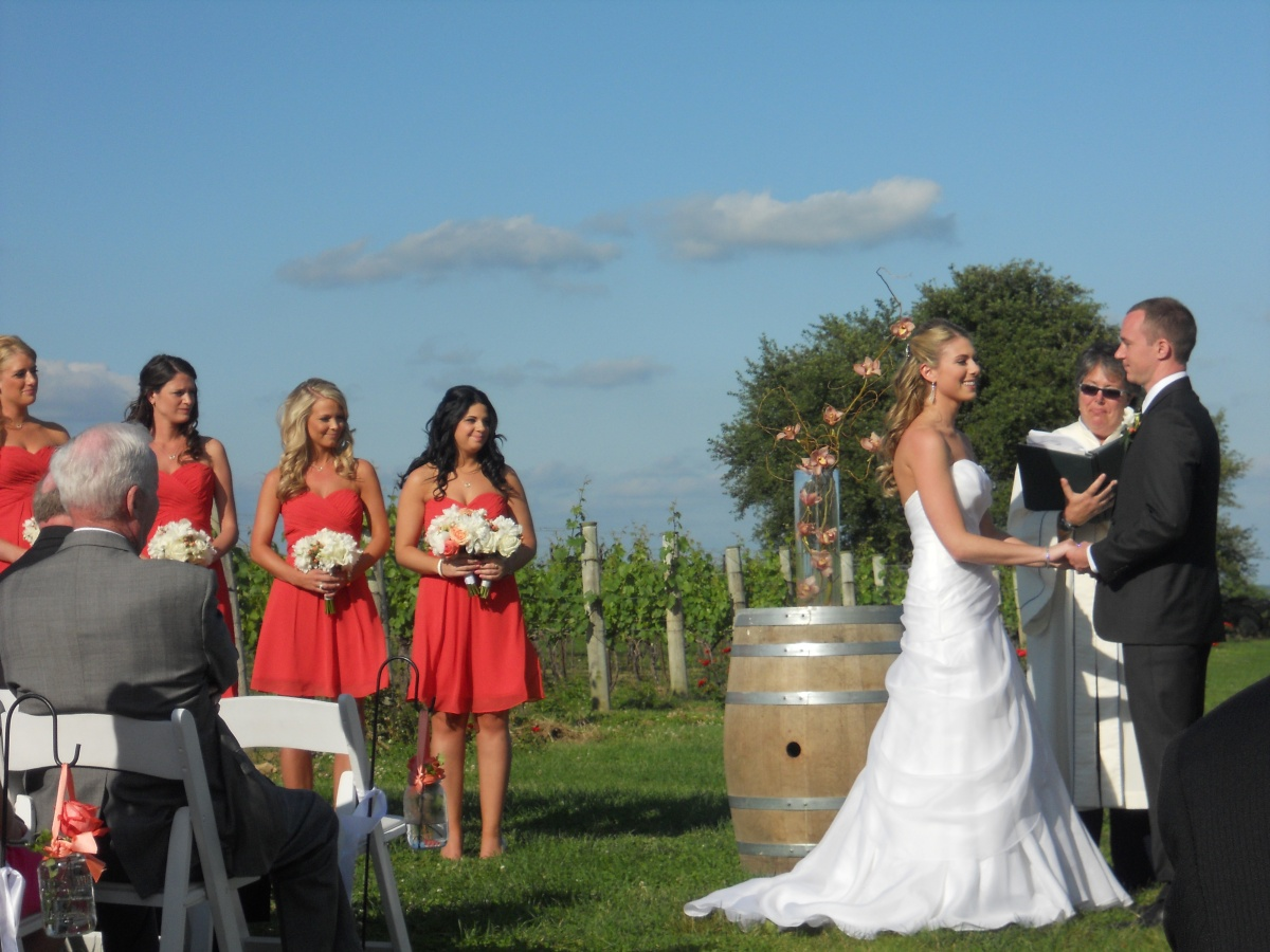 Steph & Brett's Wedding:  Bridesmaids