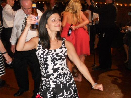 Steph & Brett's Wedding:  Me