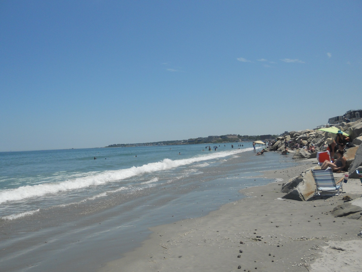 Nantasket Beach Day
