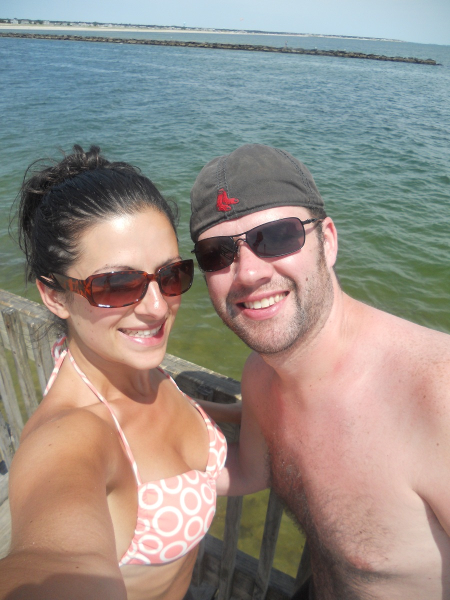 2012 Cape Cod Summer Vacation:  Bass River Beach
