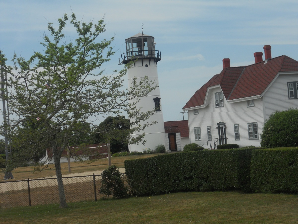 Cape Cod Vacation 2012:  Chatham Lighthouse