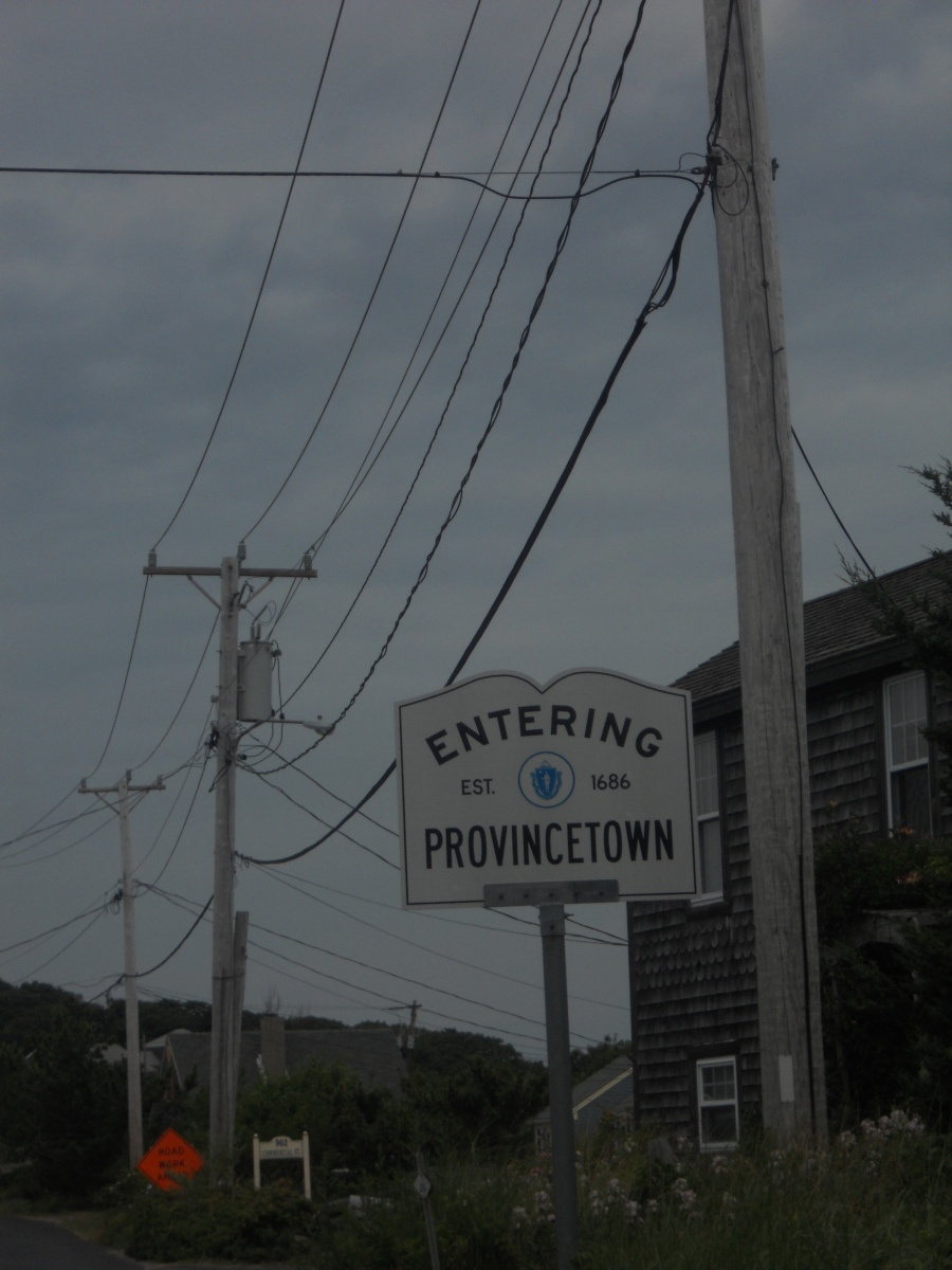 Cape Cod Vacation 2012:  Provincetown