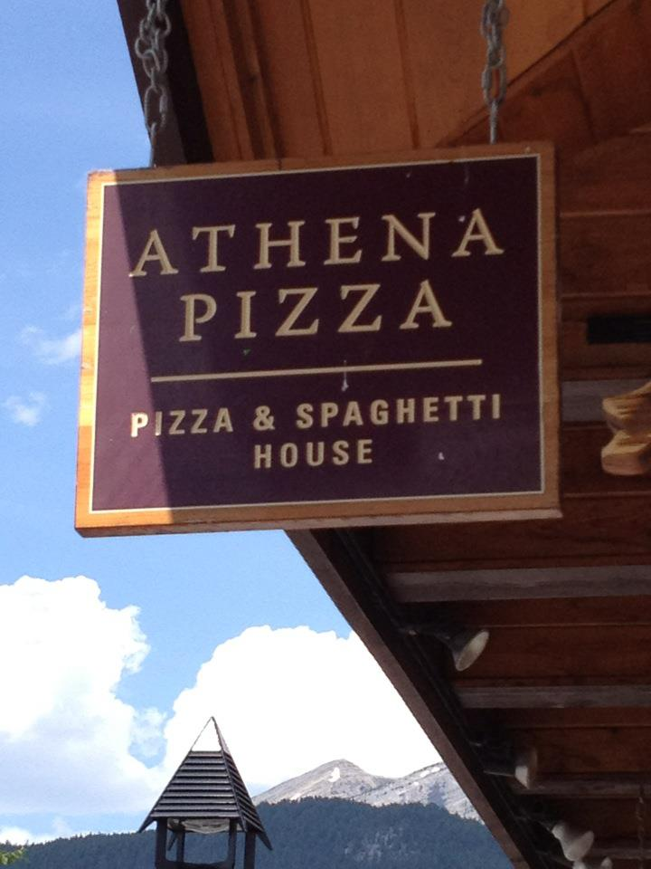 athena pizza