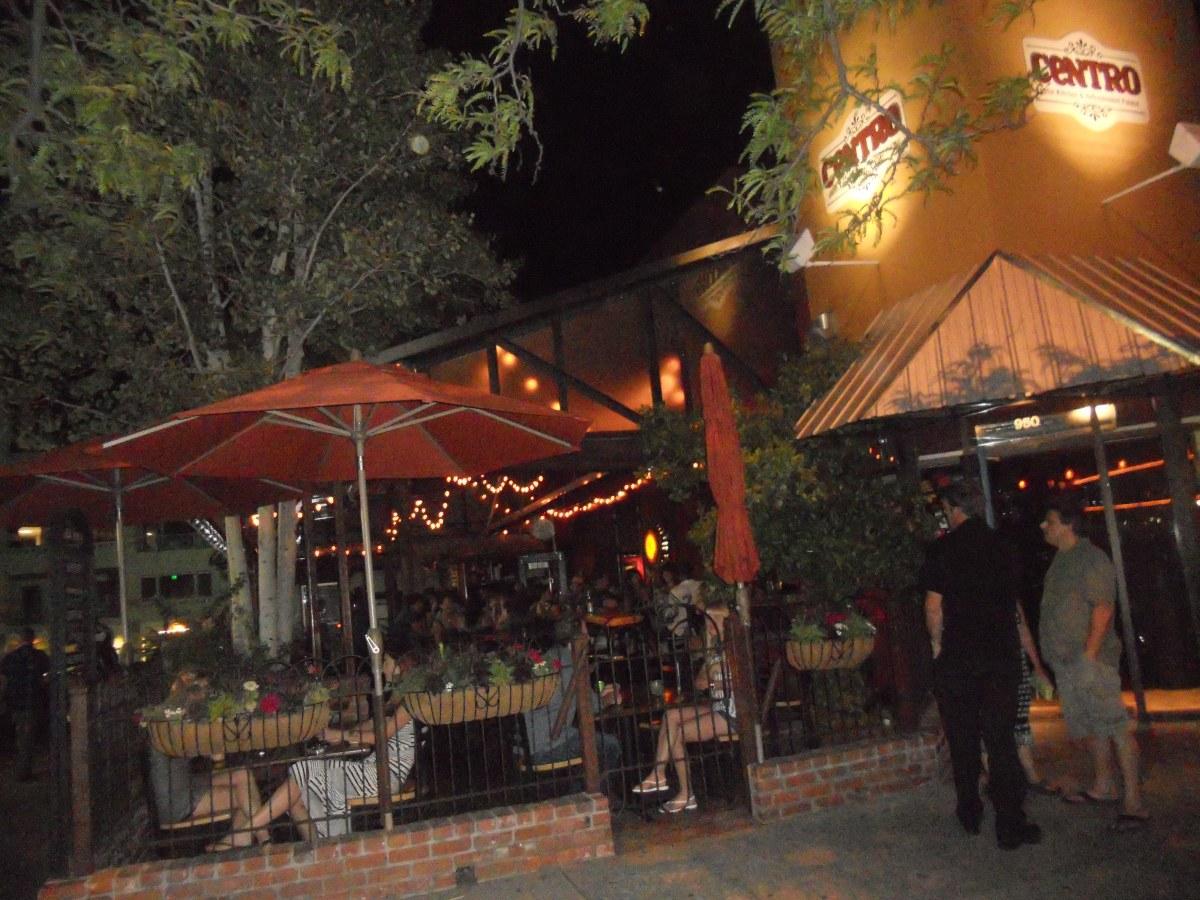 Centro Latin Kitchen & Refreshment Place