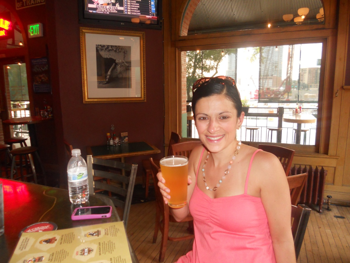 Denver - Wynkoop Brewery