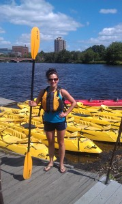 Charles River Kayaking