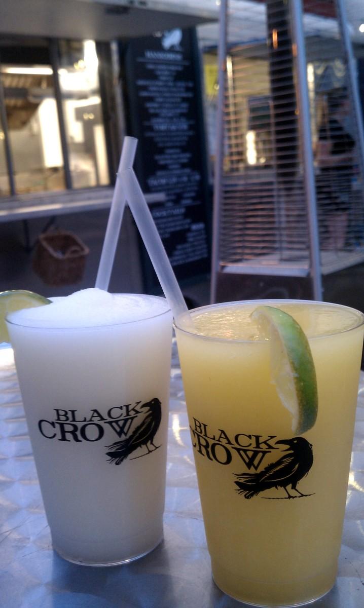 Denver - The Black Crow Margaritas