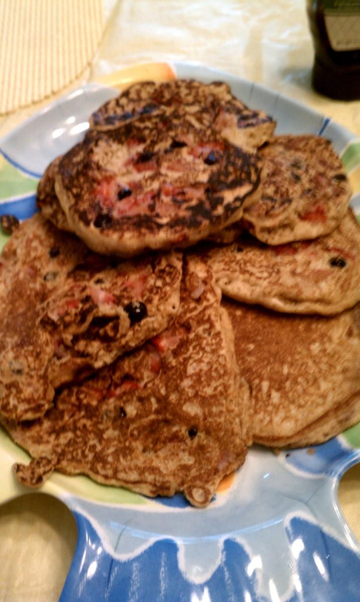 Patriotic Pancakes