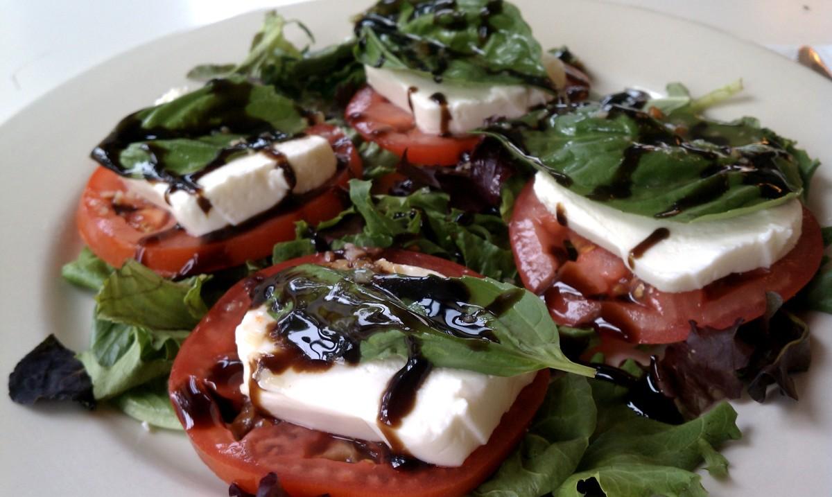 Fiorella's - Caprese Salad