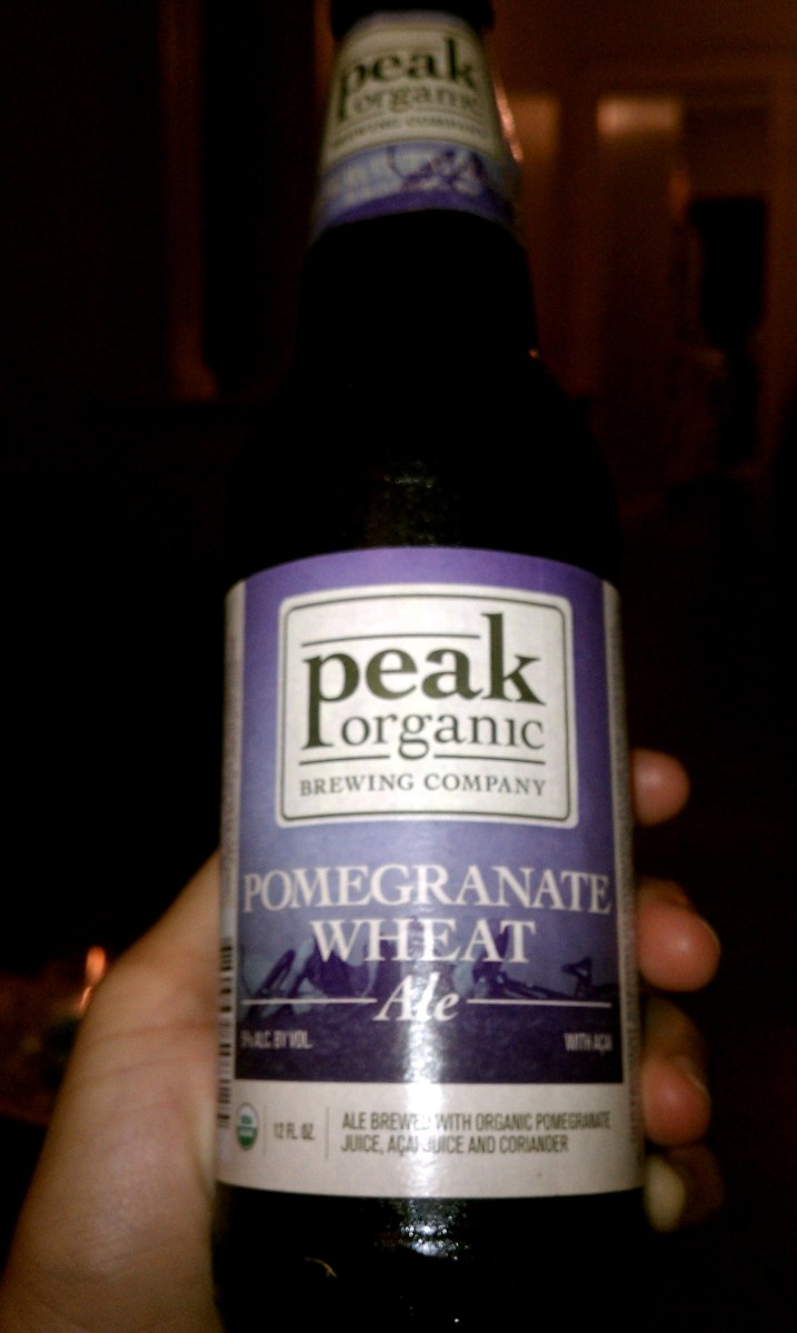 Peak Organic Pomegranate Wheat