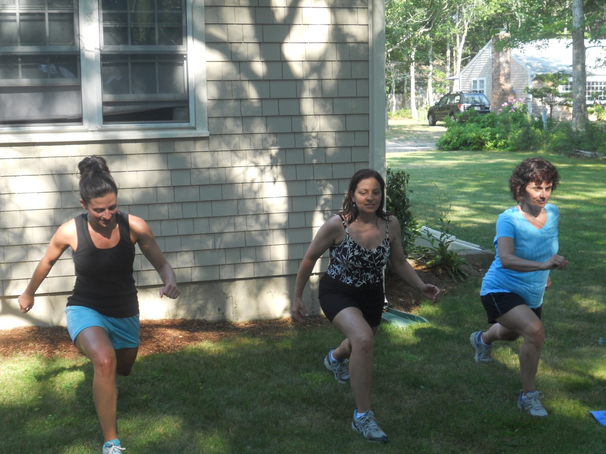 4th of July Backyard Bootcamp