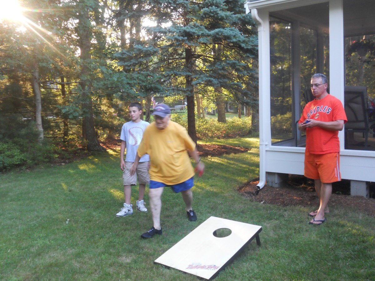 July 4th Games