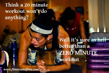 zero minute workout
