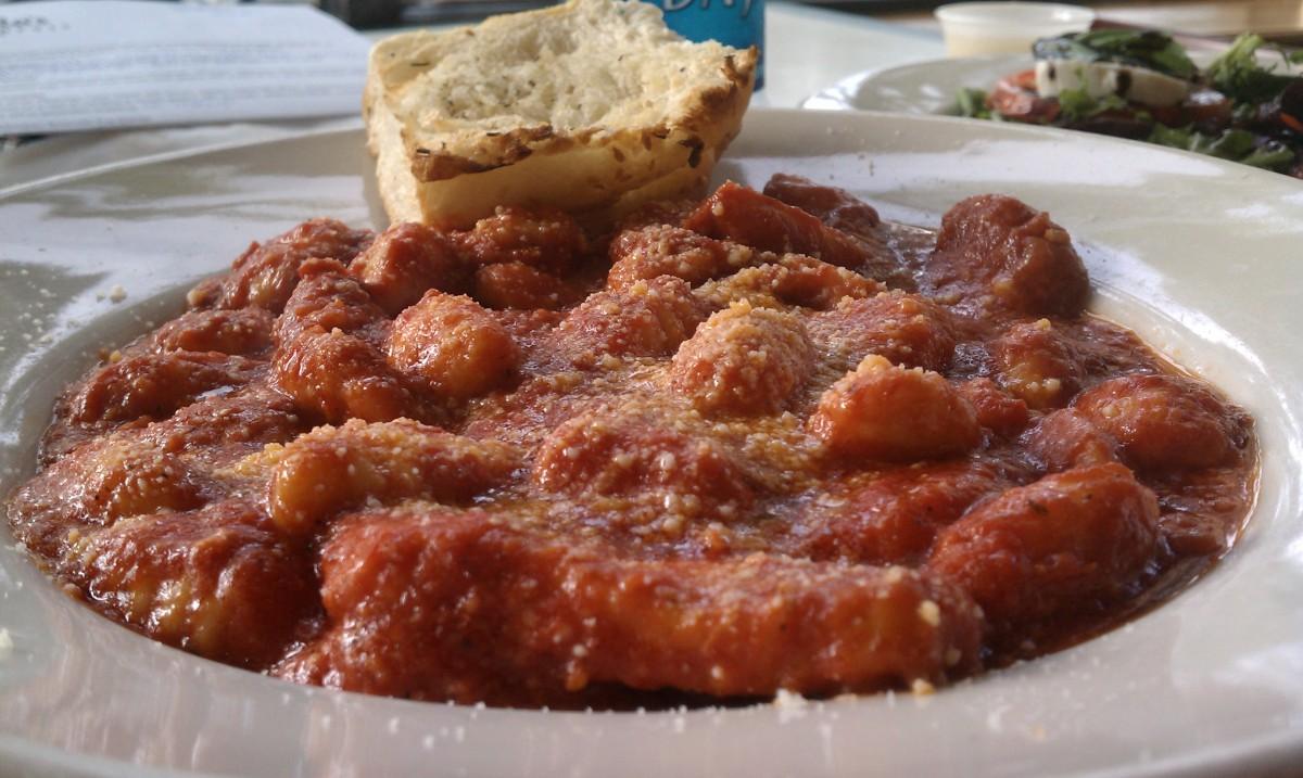 Fiorella's Express Chicken Gnocchi Fra Diavlo