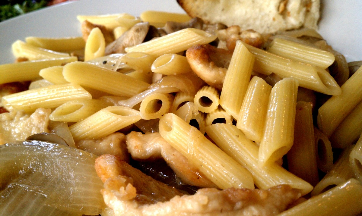 Fiorella's Express Chicken Marsala