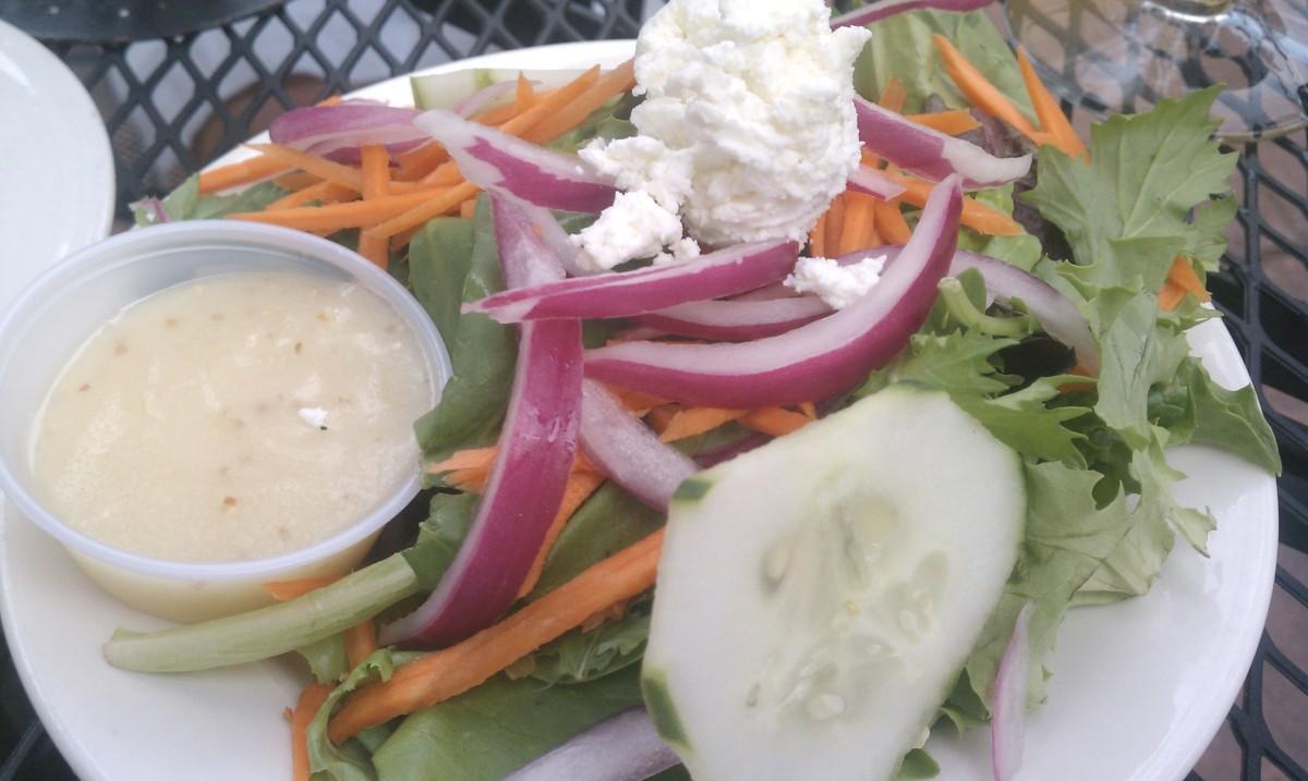 Devlin's Garden Salad