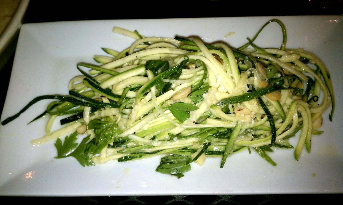 Tremont 647 Zucchini Salad
