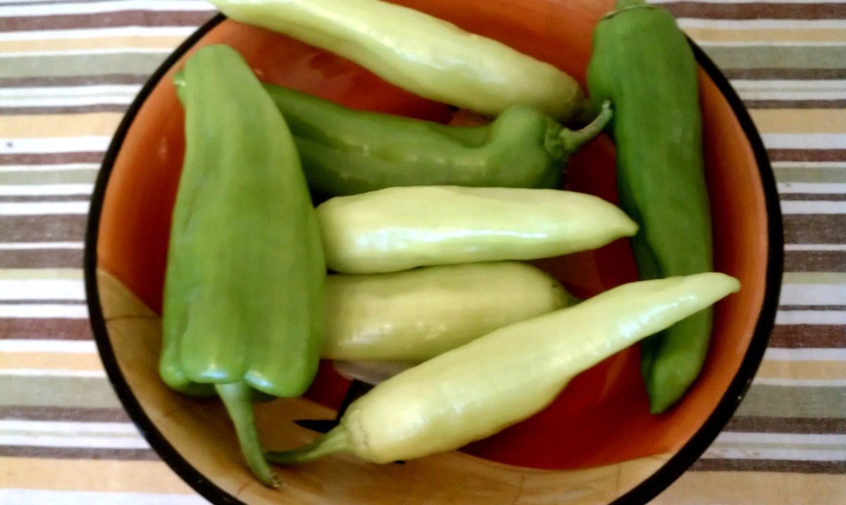 Peppers from Jen