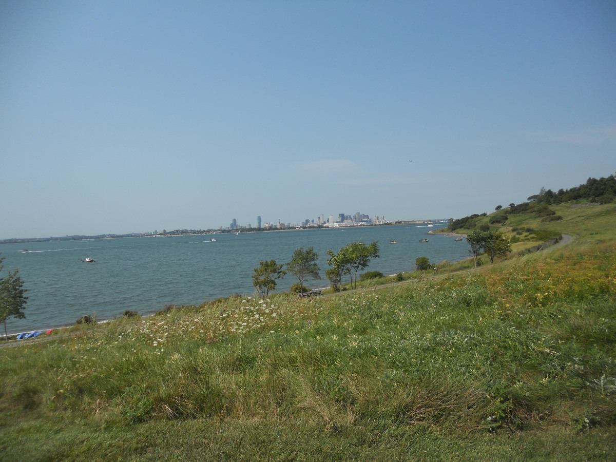 27th Birthday - Spectacle Island