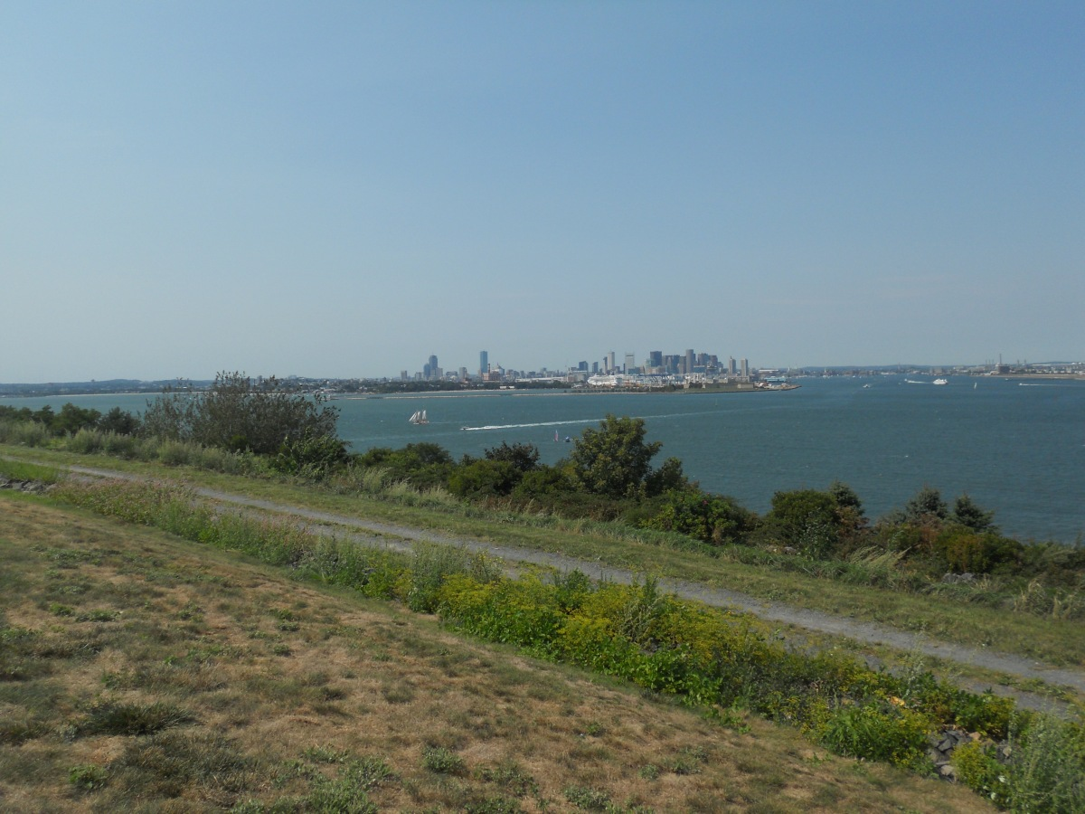 27th Birthday -- Spectacle Island