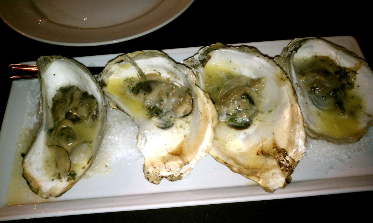 Sip Wine Bar & Kitchen - Wood Grilled Oysters