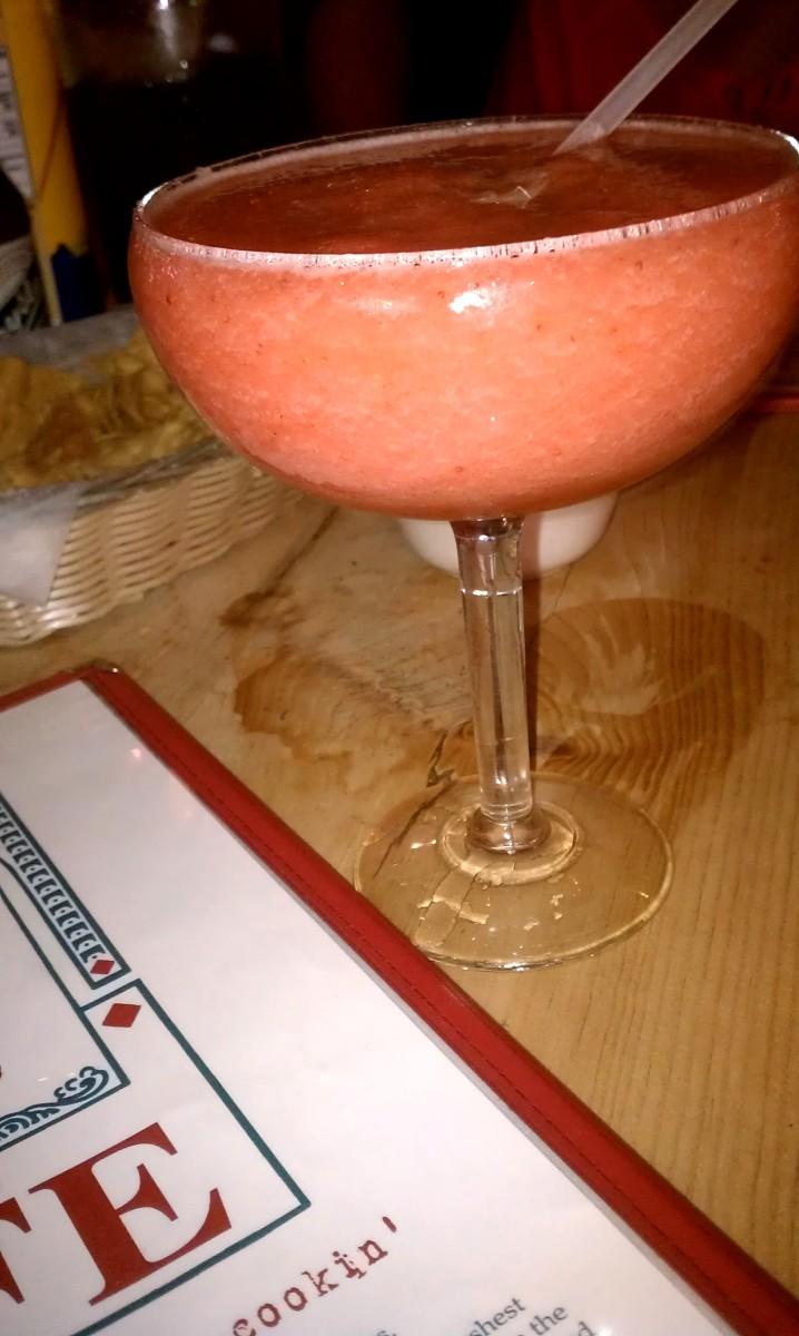 Border Cafe Margarita