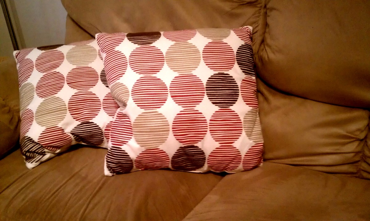 Target Throw Pillows