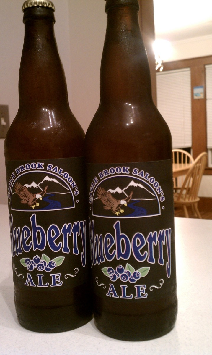 Eaglebrook Blueberry Ale