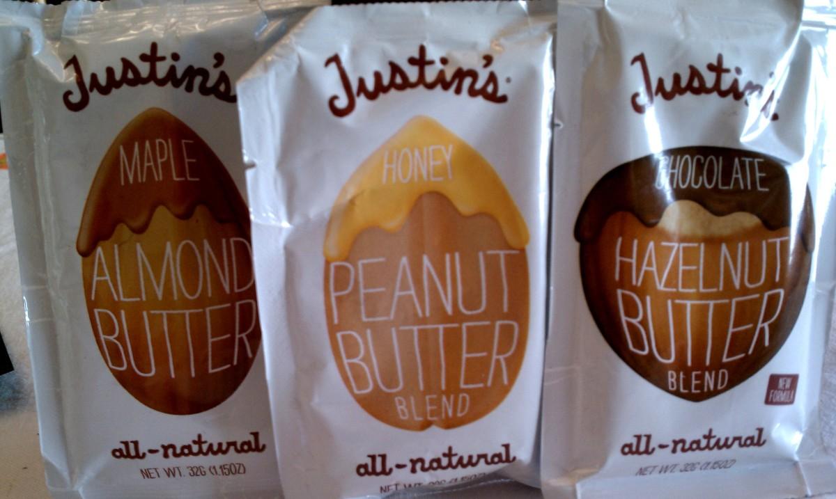 Foodie Penpal Justins Nut Butter