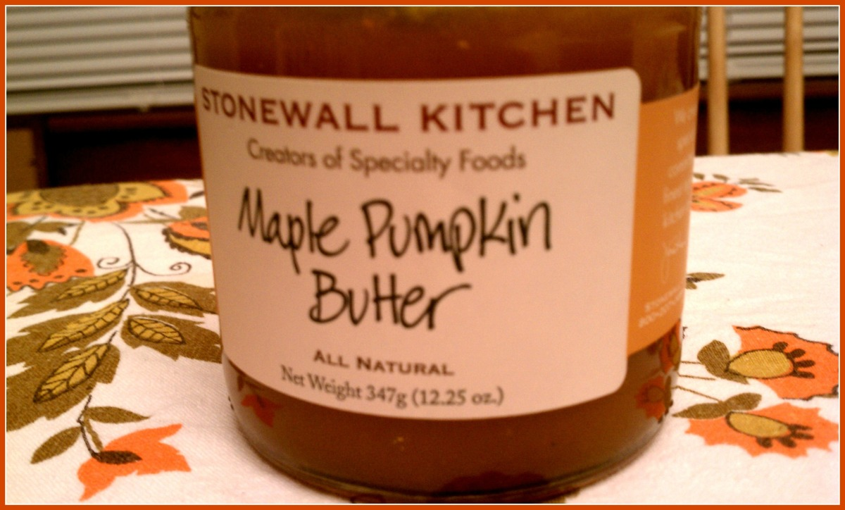 Stonewall Kitchen Maple Pumpkin Butter