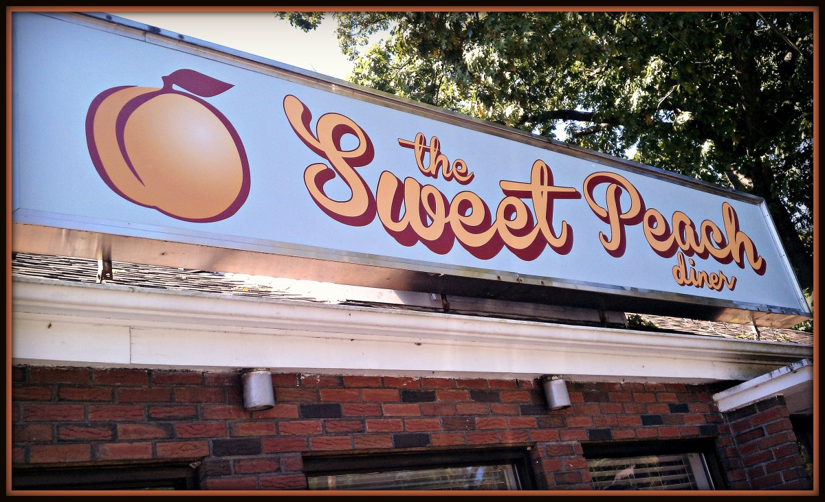The Sweet Peach Diner