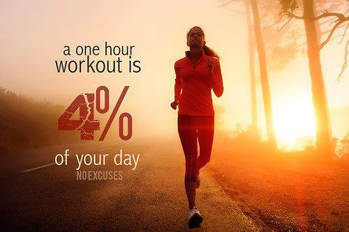 1 hour workout