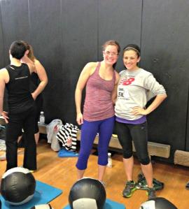 Me & Monique - Dynamax Bootcamp