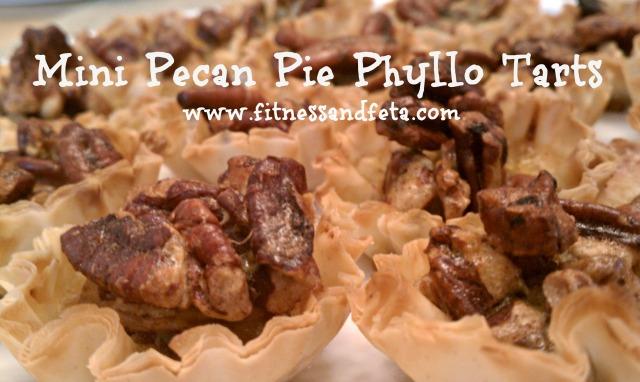 yummly mini pecan phyllo tarts lucy says mini pecan pies in phyllo ...