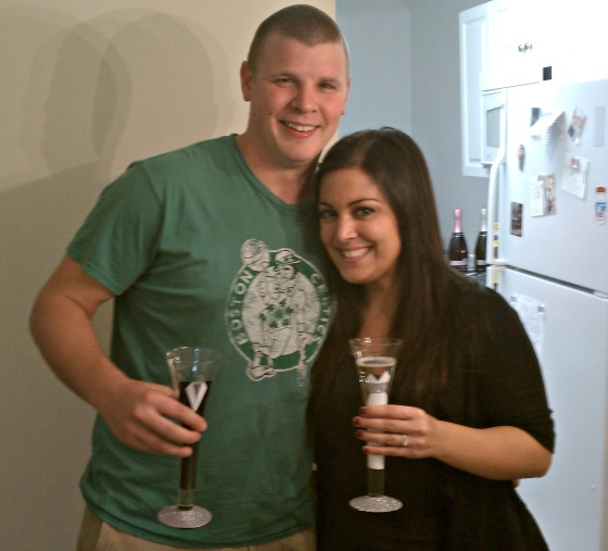 Trina & Geoff's Engagement