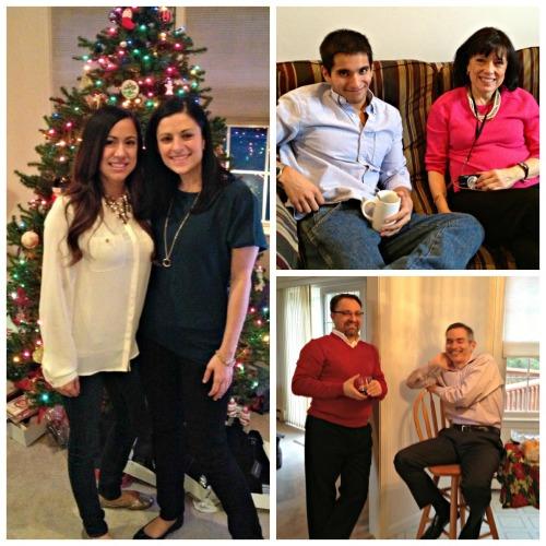 Christmas Day 2012:  Family