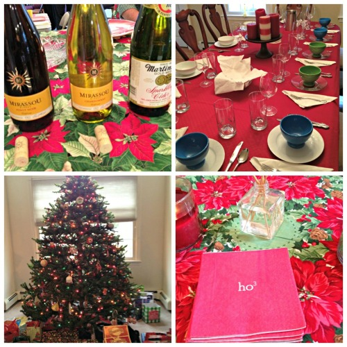 Christmas Day 2012:  Festive