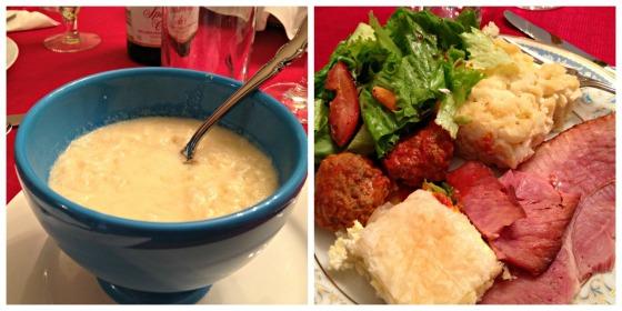 Christmas 2012: Dinner
